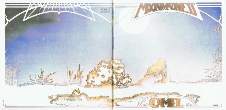 Moonmadness gatefold