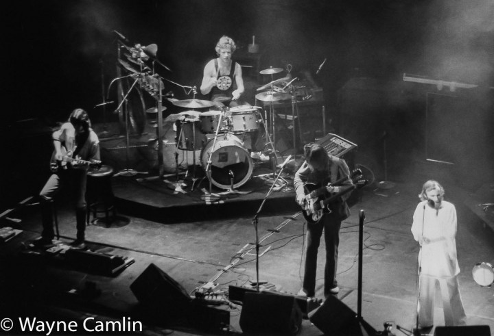Genesis with Bill Bruford 1976 Live