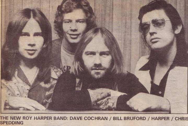 Harper Bruford HQ 1975