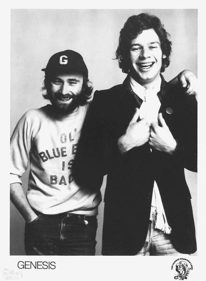 Phil and Bill 1976