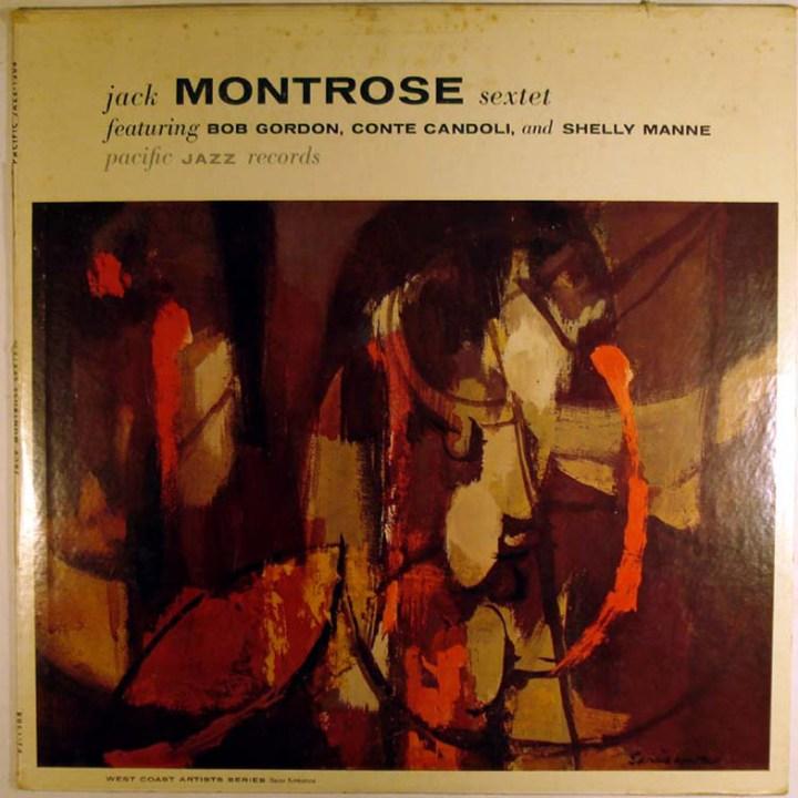 Jack Montrose Sextet cover