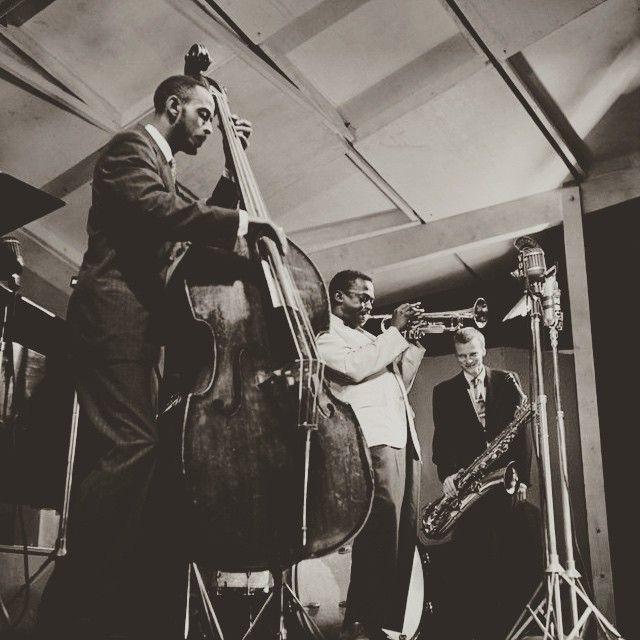 Miles Davis Newport 1955