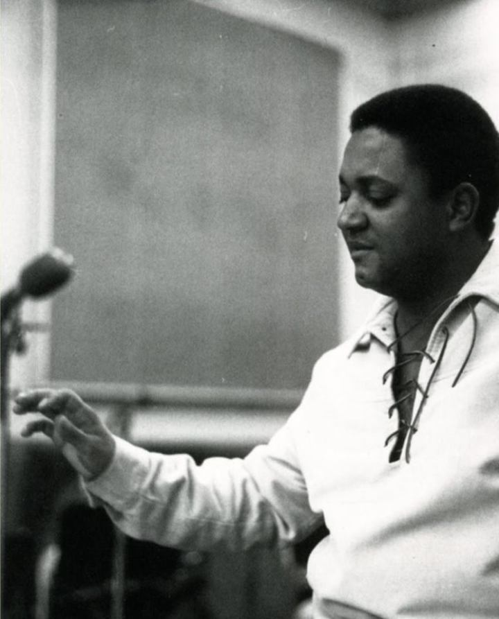Oliver Nelson conducting