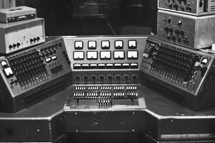 Abbey Road Studio 2 1967