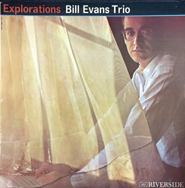 Bill Evans Explorations front