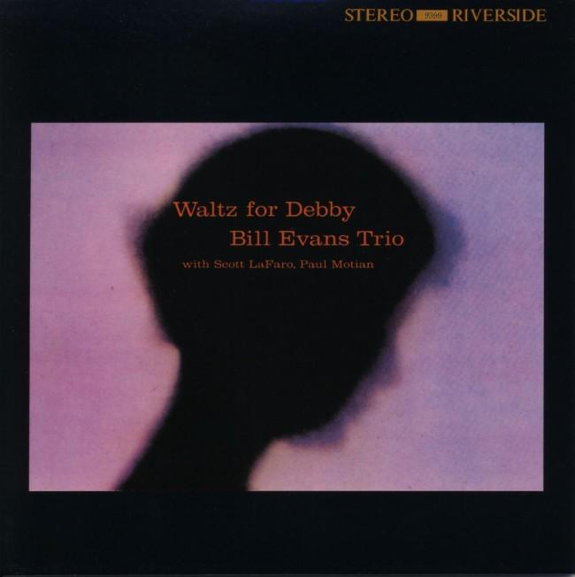 Bill Evans Waltz for Debby front