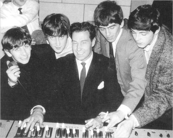 Norman Smith Beatles