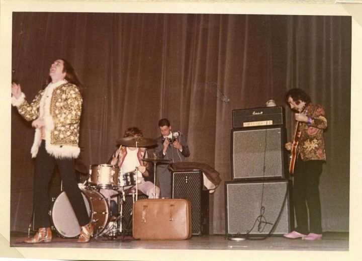 Pretty Things in Wuppertal, Germany, November 11, 1967