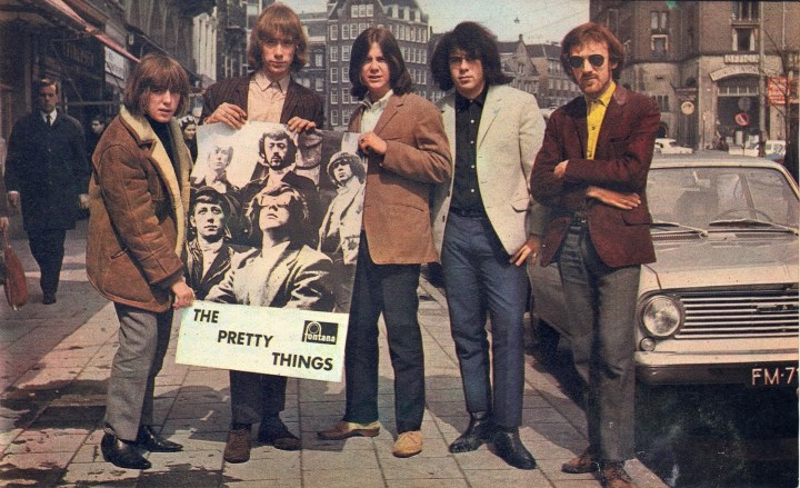 the pretty things full color