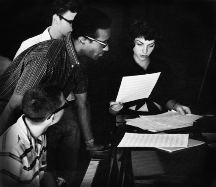 Margo Guryan and Max Roach 1959