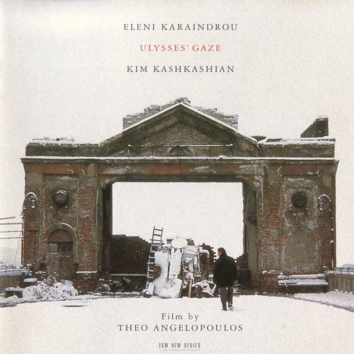 eleni karaindrou - ulysses' gaze - front