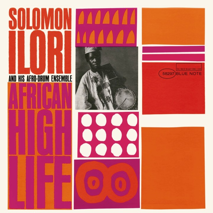 Solomon Ilori and His Afro-Drum Ensemble African High Life