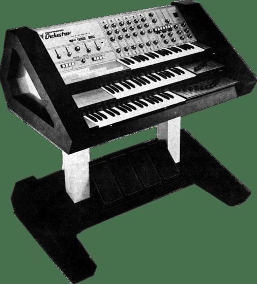 Vako Orchestron Moraz