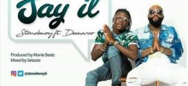 #Ghana: Video: Stonebwoy – Say It Ft. Demarco