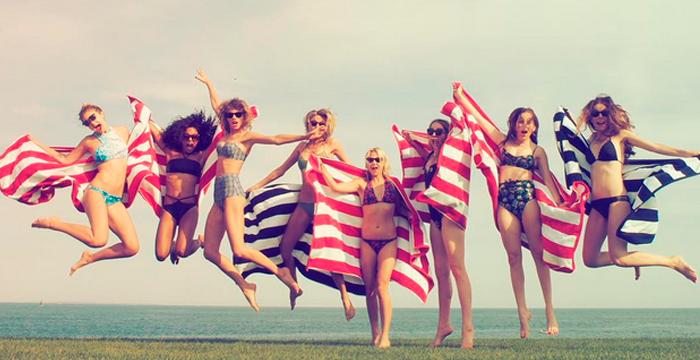 Taylor Swift e amigos - 4 de julho