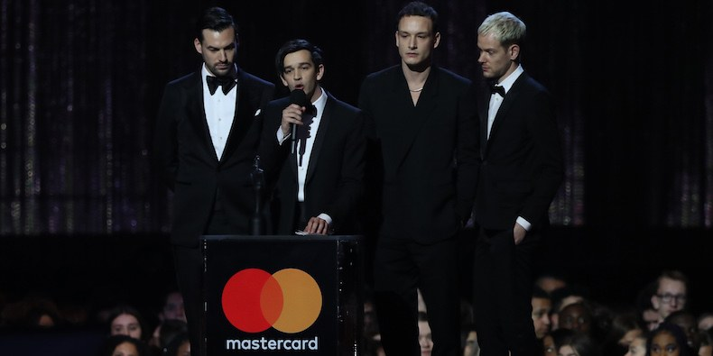 Brits 2019 - The 1975
