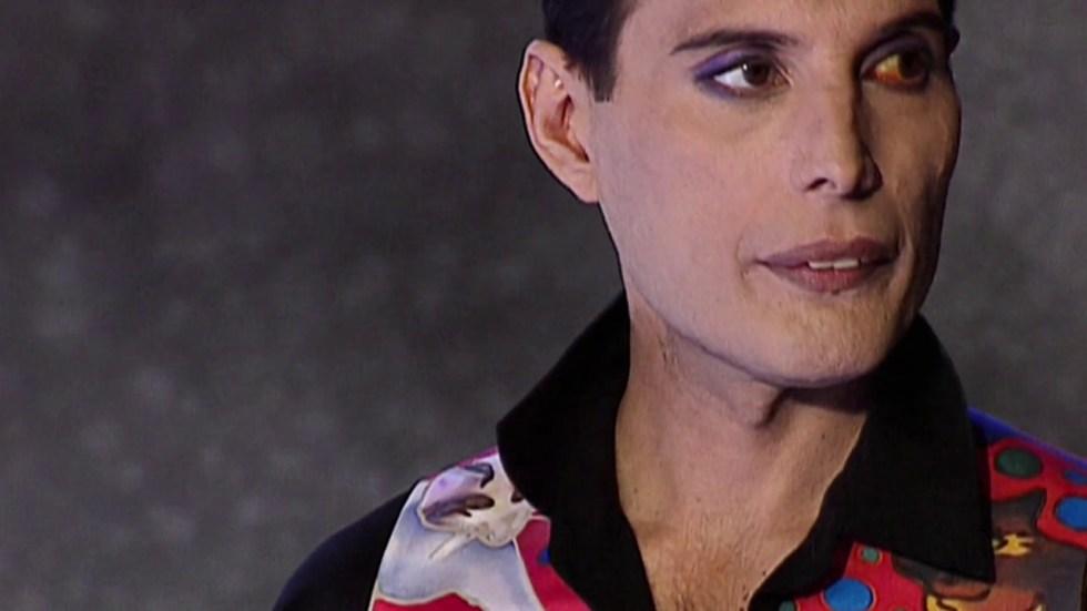 Freddie Mercury Bohemian Rhapsody HIV