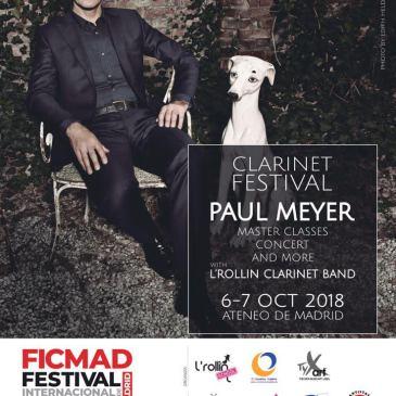 FICMAD Festival Internacional de Clarinete Madrid