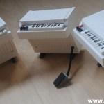 LEGO Mellotron: A Brick Made in Heaven