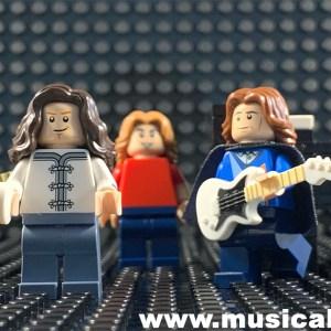 Yep! Yes - Plastic Prog Band