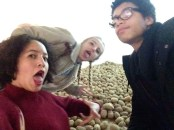 selfie patate