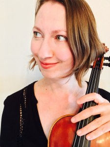 Molly Jensen, Suzuki Parents, Violinist