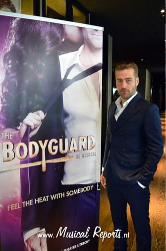 The Bodyguard Perspresentatie 10