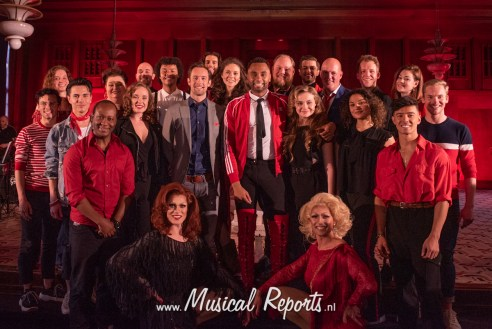 Perspresentatie Kinky Boots | ©Musical Reports