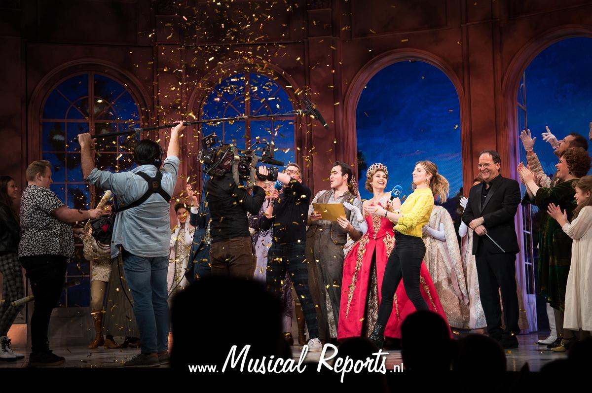 Beste grote musical Anastasia
