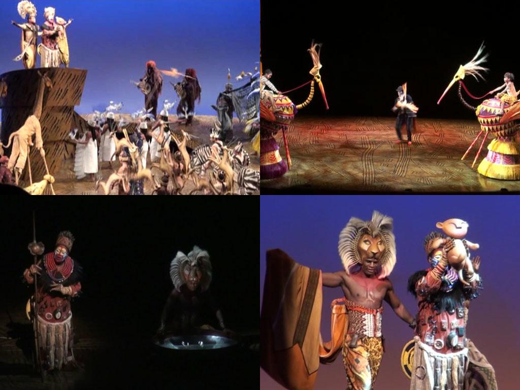 Lion Broadway Cast 2013 King