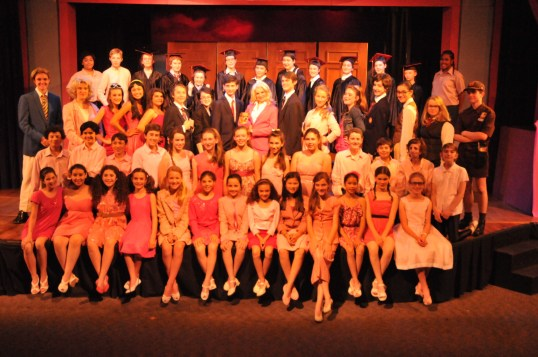 Congratulations to the cast of Legally Blonde for a very successful run!  Spring 2014