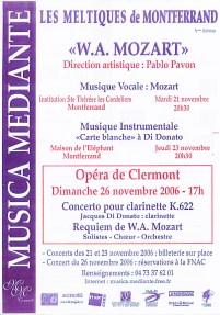 _2006-11-18au26 Meltiques Affiche Programme