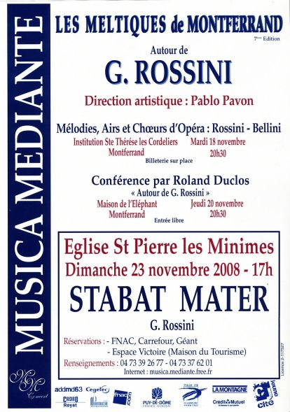 _2008-11-17au23 Meltiques Affiche Programme