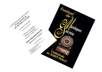 _8 - 2000-08-18 Concert Saint-Malo Programme