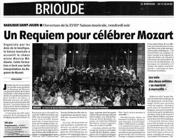 _9 - 2006-07-21 Concert Brioude Article La Montagne