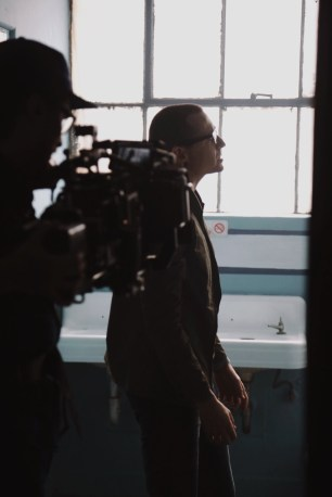 Heavy Video_Making of_Chester Bennington