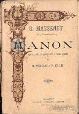 Manon Massenet