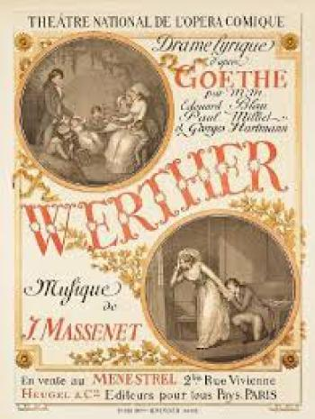 Werther Massenet