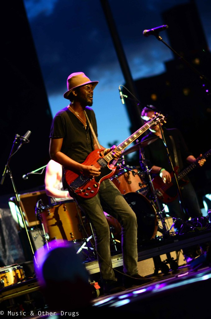 Gary Clark Jr. | Photograph by: Ryan C. Hamilton