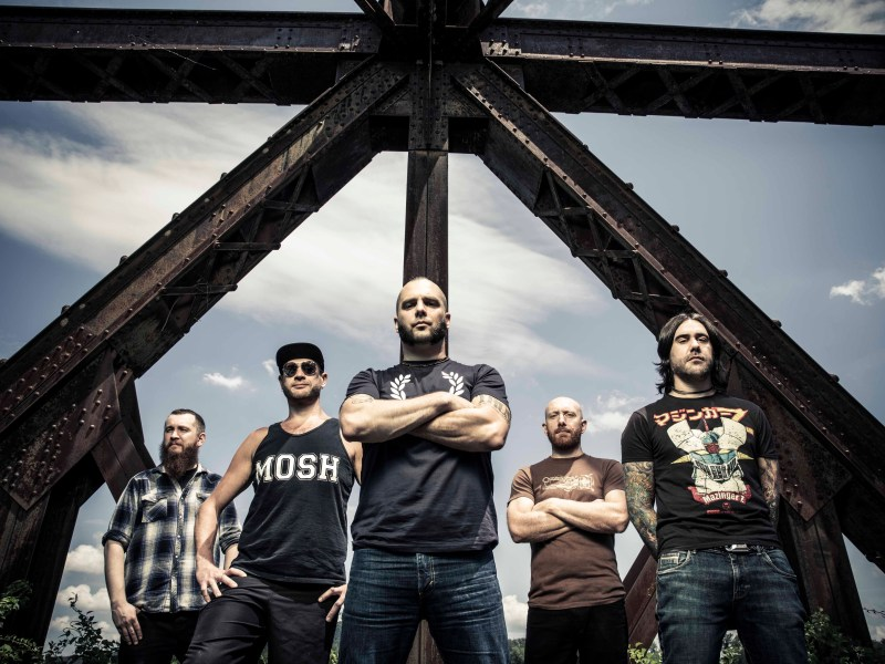 Back To The Basics: An Interview With Killswitch Engage
