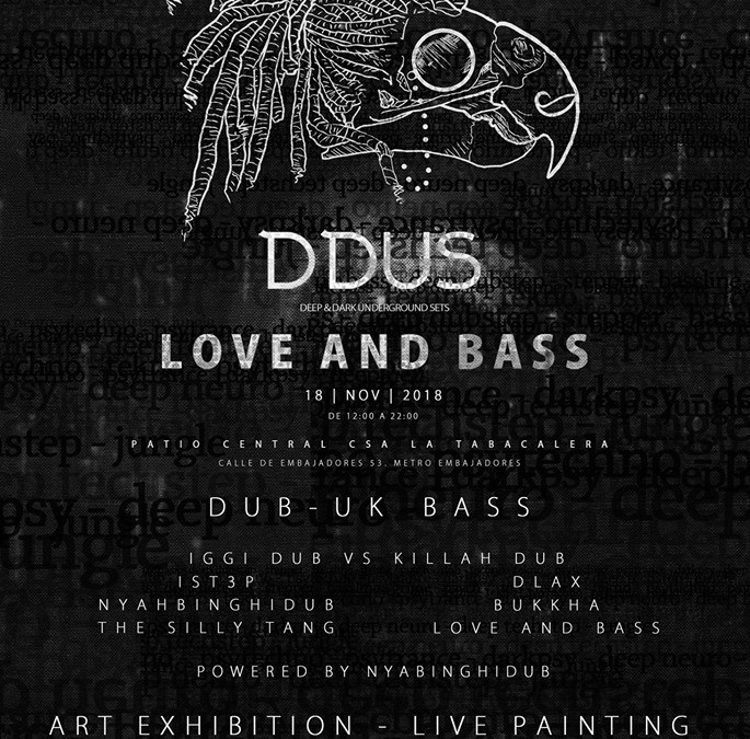 DDUS – Love And Bass