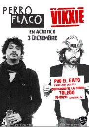 VIKXIE Y PERRO FLACO