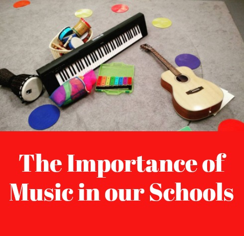 Importance Of Music In Our Schools