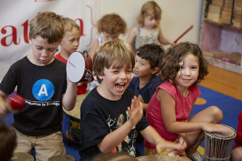 Molding Minds: Music In The Early Childhood Classroom