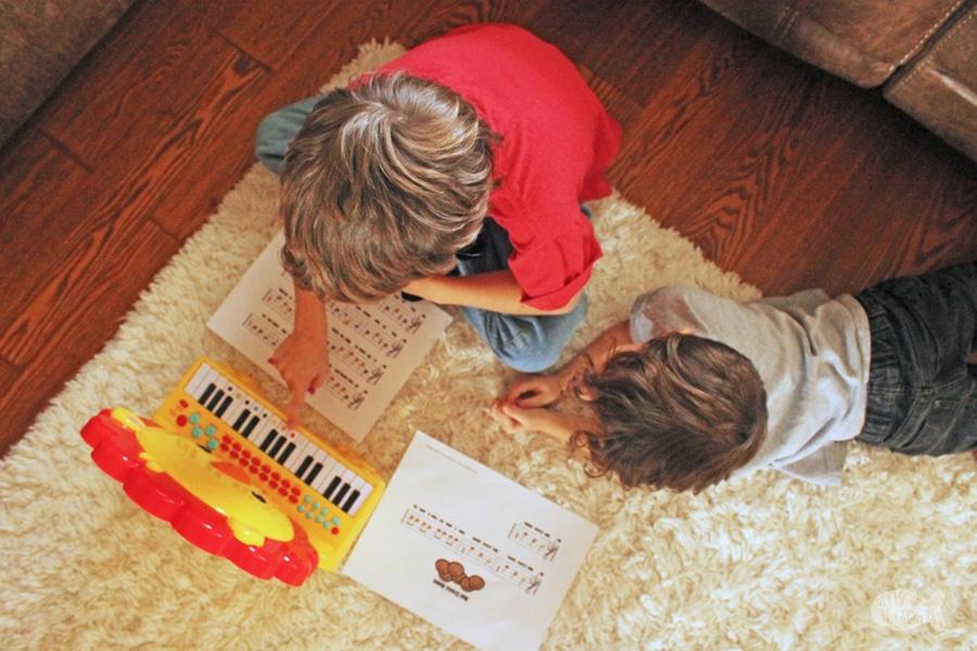 Music & Literacy: Parallel Intelligences