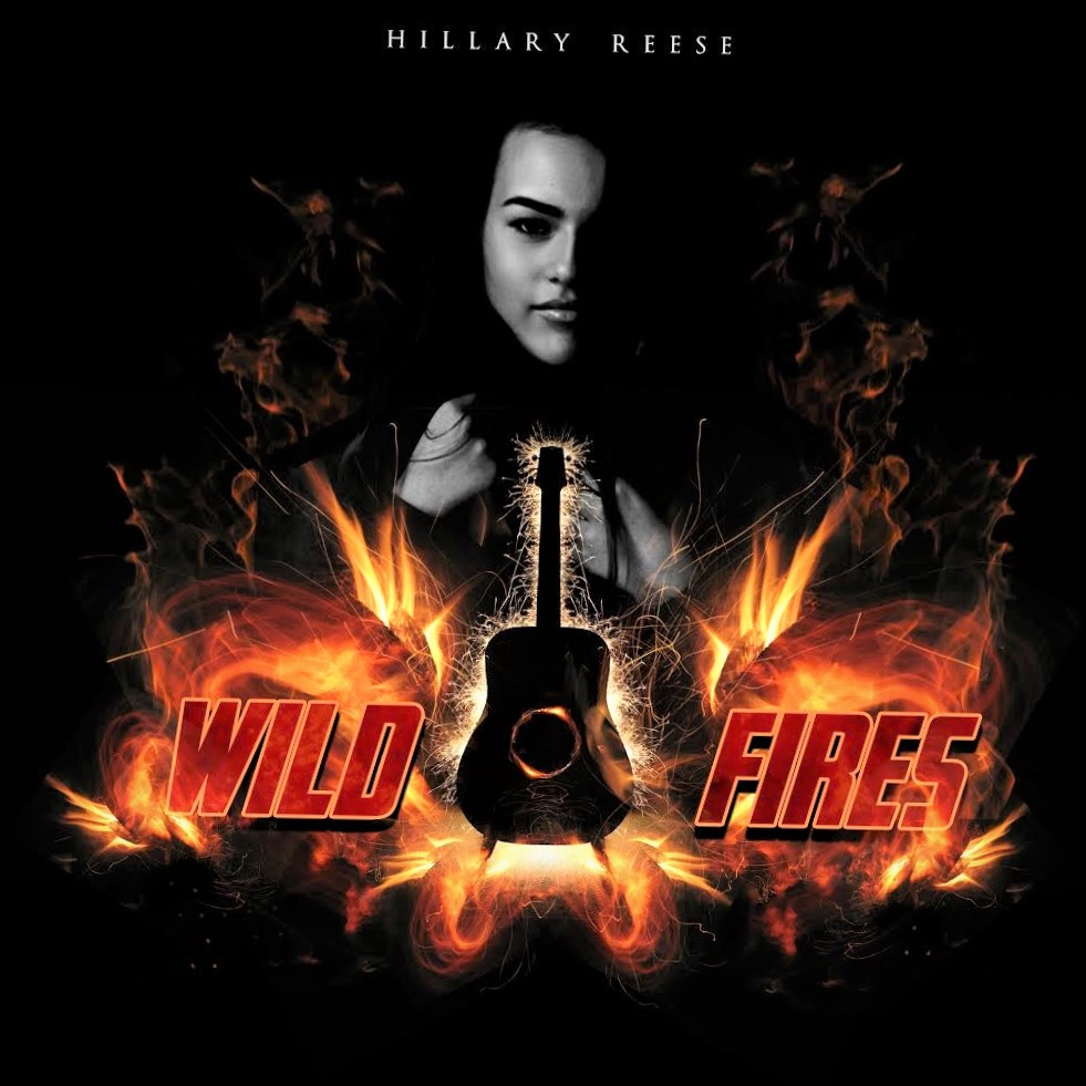 """Hillary Reese, the emerging country star, releases """"Wildfires"""""""