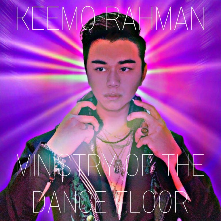 """Keemo Rahman's new album """"Ministry Of The Dance Floor"""" is out now"""