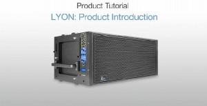 Meyer Sound.LYON tutoriales