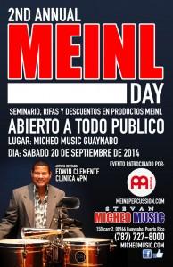 Meinl Day 2