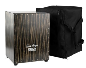 Daniel de los Reyes Signature Cajon CJDR with Bag